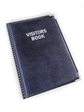 Visitors Book 100 Refill