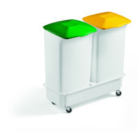 SET DURABIN SQUARE 40 CON TROLLEY