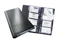 VISIFIX® centium Business Card Album Binder