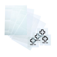 Crystal Sign Insert Pack for 4820