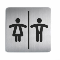 PICTO square - Women's / Men's WC