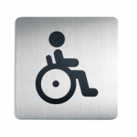 PICTO square - Disabled WC