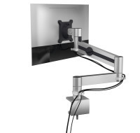 Monitor mount with arm for 1 screen, desk clamp