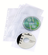 CD/DVD-ficka DURABLE