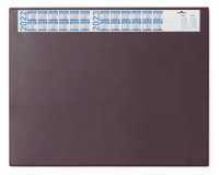Desk Mat with Annual Calendar