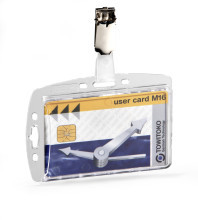 Acrylic Security Pass Holder