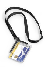 Card Holder Deluxe with Lanyard