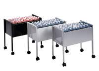 Economy Suspension File Trolley 80 A4