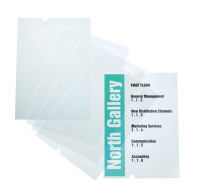Crystal Sign Insert Pack for 4819