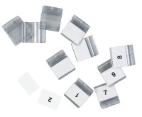 Tabs for Panels Ref: 5606, 5641 and 5642-  23 mm