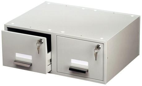 Card Index Box A5 DUO