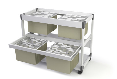 SYSTEM FILE TROLLEY 200 MULTI DUO