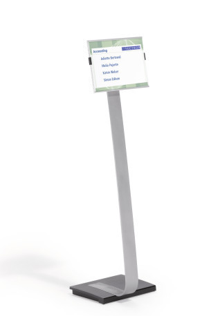 INFO SIGN stand A4