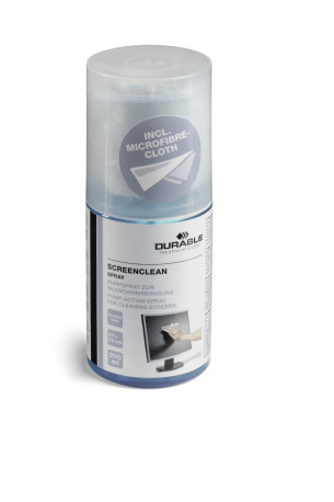 SCREENCLEAN Spray with cloth