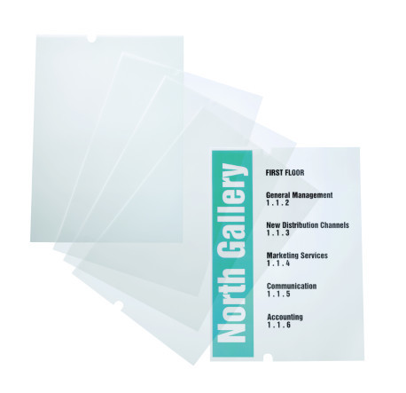 CRYSTAL SIGN refill CRYSTAL SIGN STAND A3