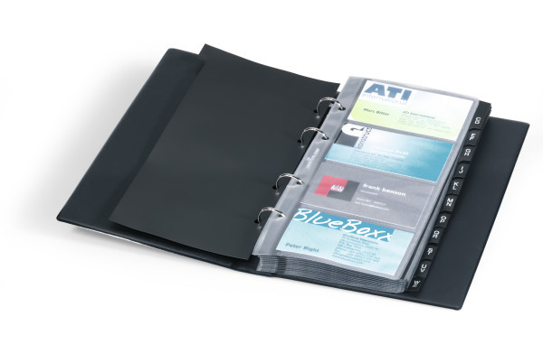 Visifix Business Card Album Durable